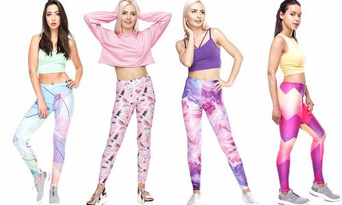 Fashion Workout leggings
