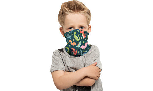 Kids Face Cover Scarf Mask