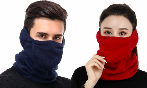 Fleece Thermal Neck and face cover