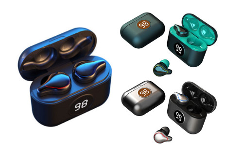 SE16S Wireless 5.0 Bluetooth Earbuds