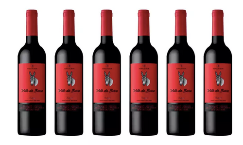Adega Mor Vale Da Burra Portuguese Red Wine 750ML