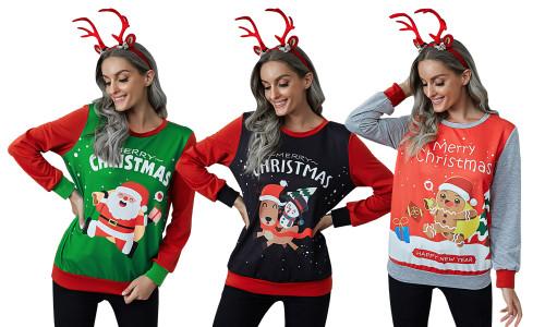 Ella 202 Christmas Jumper