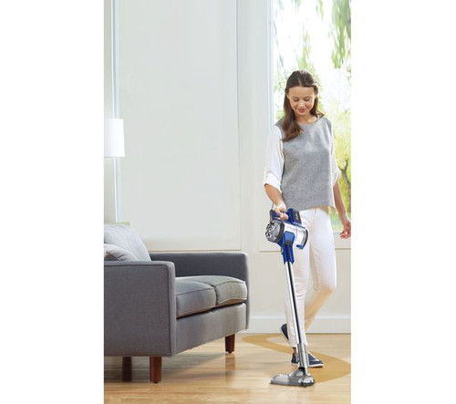 SWAN PowerPlush Turbo SC15822N Cordless Vacuum Cleaner - Purple & Grey