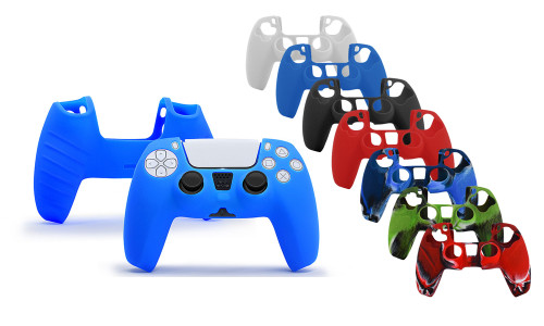 Compatible PS5 Controller Silicone Protector Cover