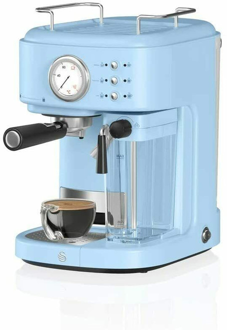 Swan Retro Espresso Coffee Machine