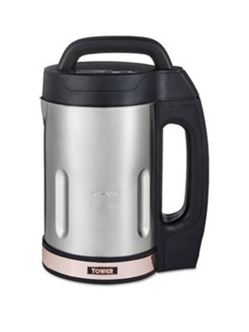 Tower Rose Gold Soup Maker T12031RG