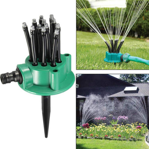 360 degree automatic  Garden Lawn Sprinkler