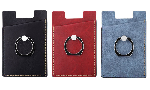 Phone Card Pocket compatible with iPhone, Android & Most Smartphones-la