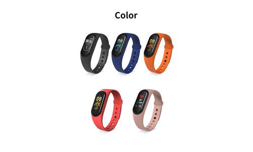 M4pro smart bracelet heart rate sports waterproof new sports bracelet