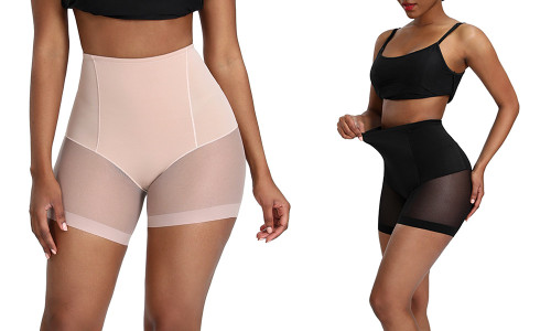 Super breathable  high wasit control body shaper pant