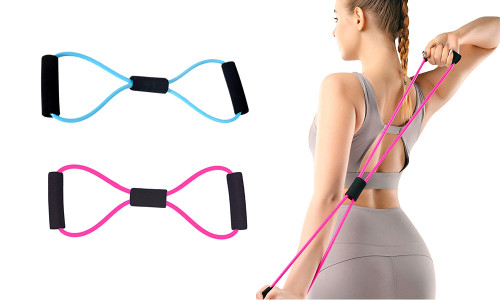 8 Shaped Multi-function Fitness Band