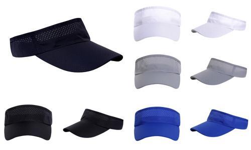 UV Protection Adjustable Headband Unisex Quick-Dry Sports  Visor-QA