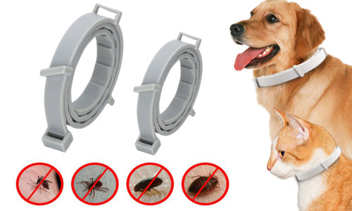 Long lasting Anti Pest Pet Collar  Repellent la