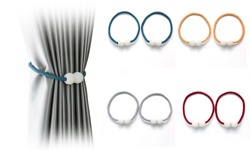 NEW-Magnetic Curtain Clips0025