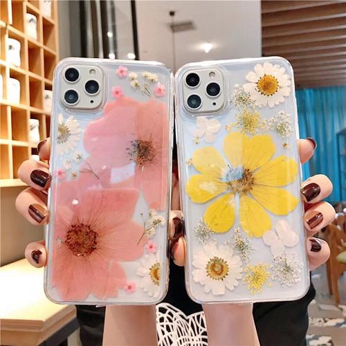 Pressed Dry flower Phone case