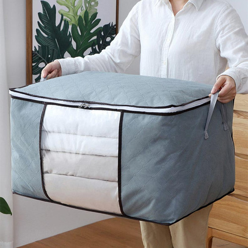 NEW-Wardrobe Organiser Storage Bag0029-LA