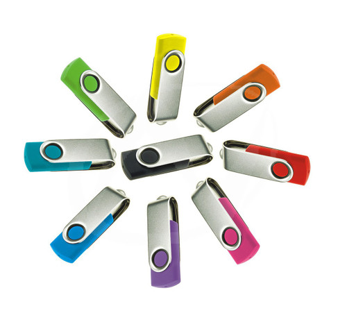 Colourful 32GB USB Flash drive