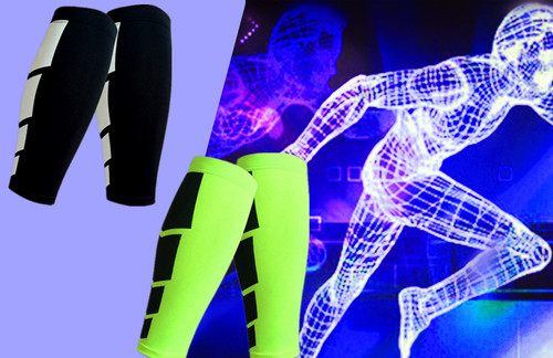 Sports Calf Compression Sleeves