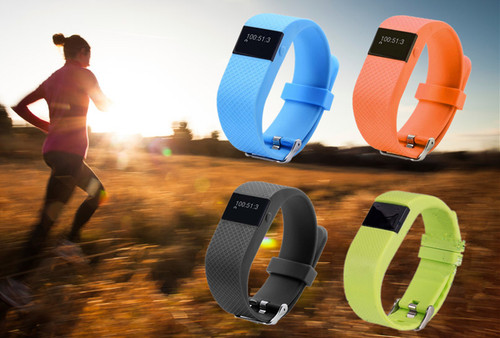 9 in 1 Smart Health Bracelet Plus