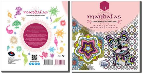 MANDALAS Secret Garden Adult coloring books