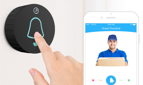 SmartPro APP control Wireless DoorBell with Camera
