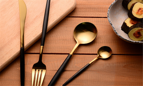 Spanish Style Luxury Cutlery Set