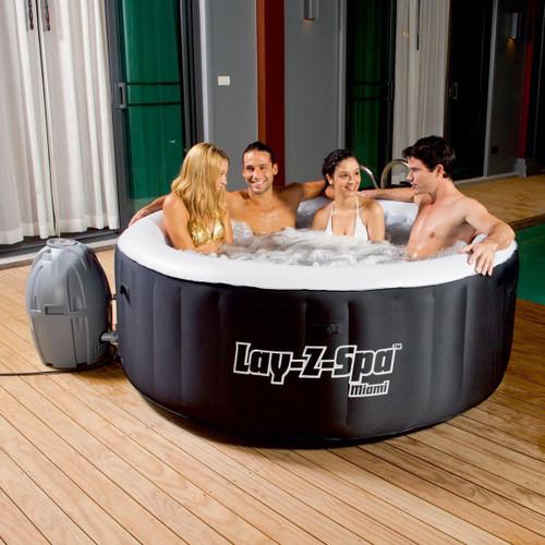 Lazy Spa Hot tub