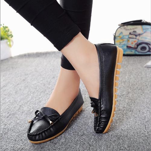 bean shoes