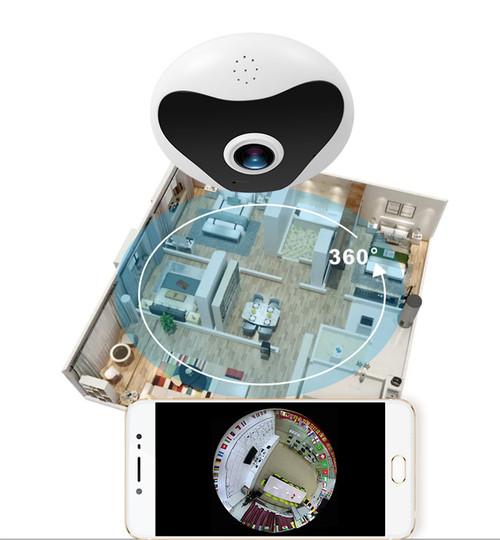 MINI 360degree WIFI Panoramic Fisheye Camera