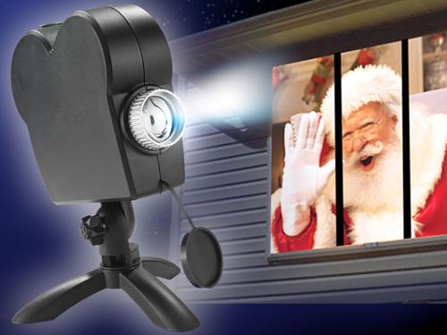 Christmas Window Projector