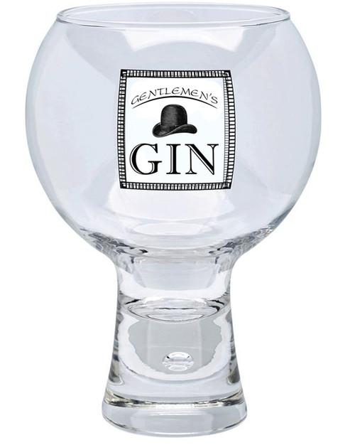 Ladies and Gentleman Gin Glasses