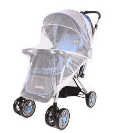 Anti-Mosquito cover for stroller or cot