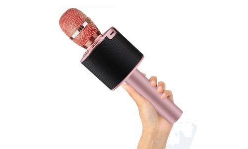 Karaoke Bluetooth Microphone&Speaker Singing Player