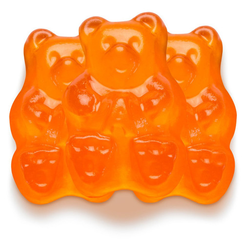 Cognitive/Memory And Heart Health Support - Omega & MultiVit Gummy bears