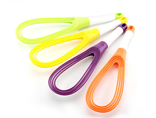 Space saving whisk muti-colour options