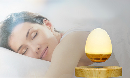 Sweet Dream 3D Levitating Bluetooth Speaker with night light