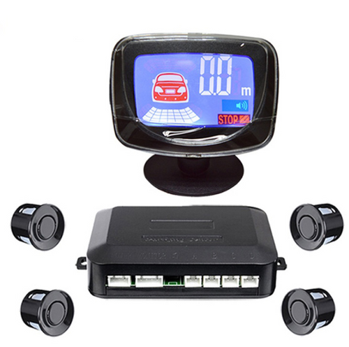 Parking Sensor Radar With 4 Front and Back Sensors