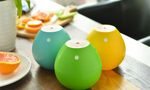 Grapefruit Oil diffuser and humidifier