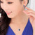 Royal Blue Necklace and Earing Set