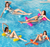 Floating Inflatable Swimming  Air Bed