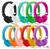 Multi-colour Kids comfort headphones
