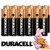 Pack of 20 AA DURACELL BATTERIES