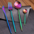 Luxury Iridescent Rainbow Cutlery Set