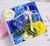 Luxury Handmade flower soap gift set