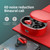 HORNOR T50 6D Bluetooth5.0 Earbuds with 360 rotate charging case