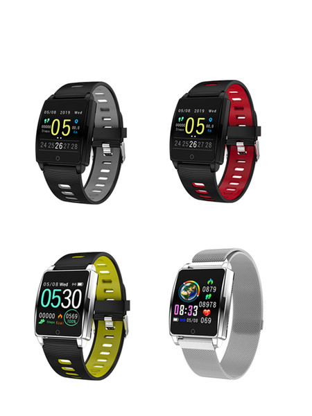 RSL Pro Smart Fitness tracker and health monitor watch