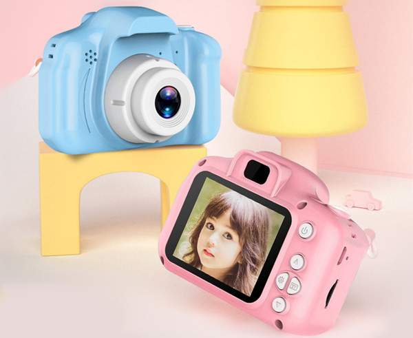 Kids Mini SLR Professional style camera and video recorder