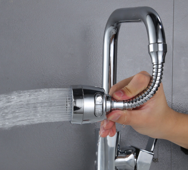 360 Degree Swivel Tap Aerator Faucet Nozzle