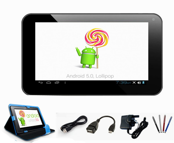 Android 5.0 QuadCore SmartPad Mini 7inch Tablet Bundle