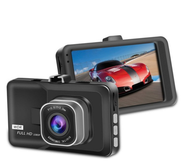 RSL X5 Car Dash Camera with accessories